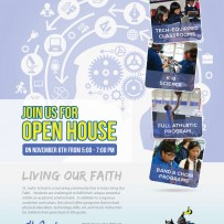 Join Us For Open House on November 6th!